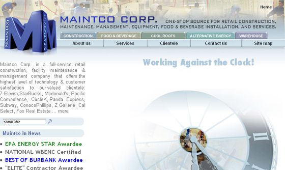 Maintco Corporation