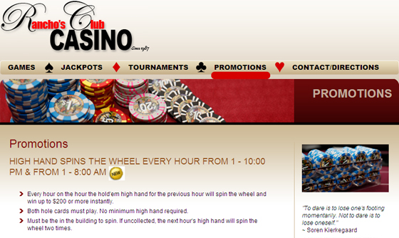 casino club web